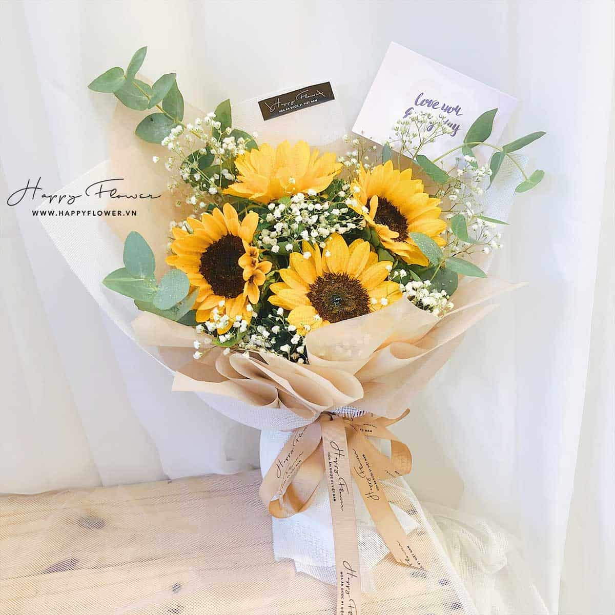 SUNFLOWER SPECIAL | Happy Flower