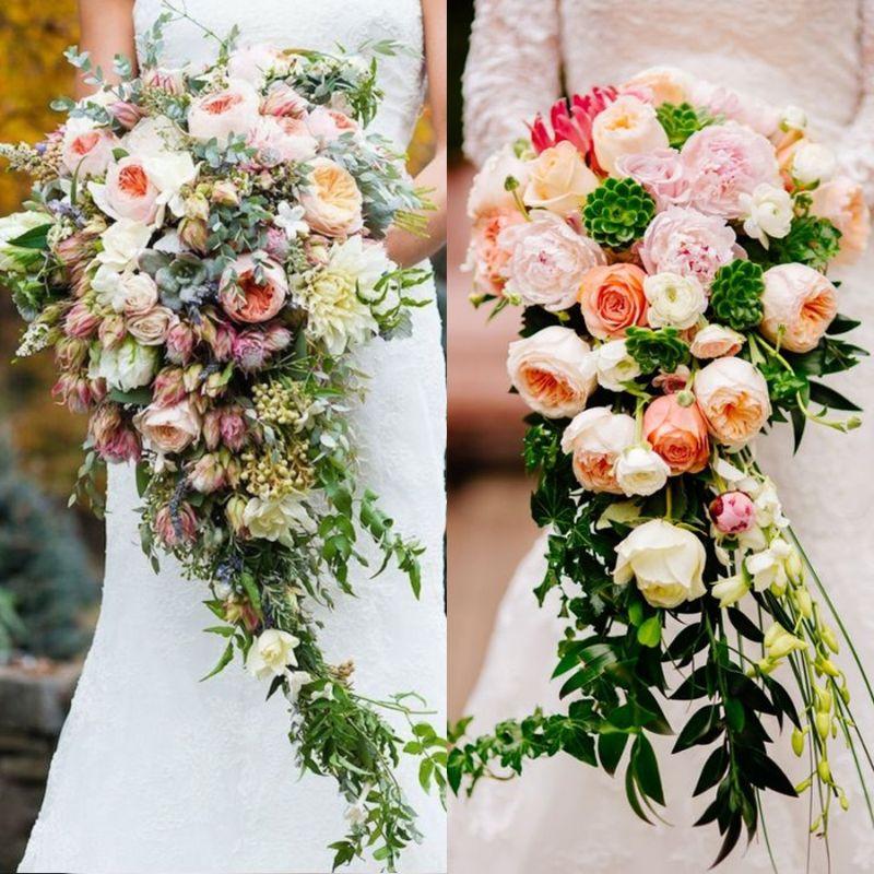 hoa cưới sen đá dáng dài