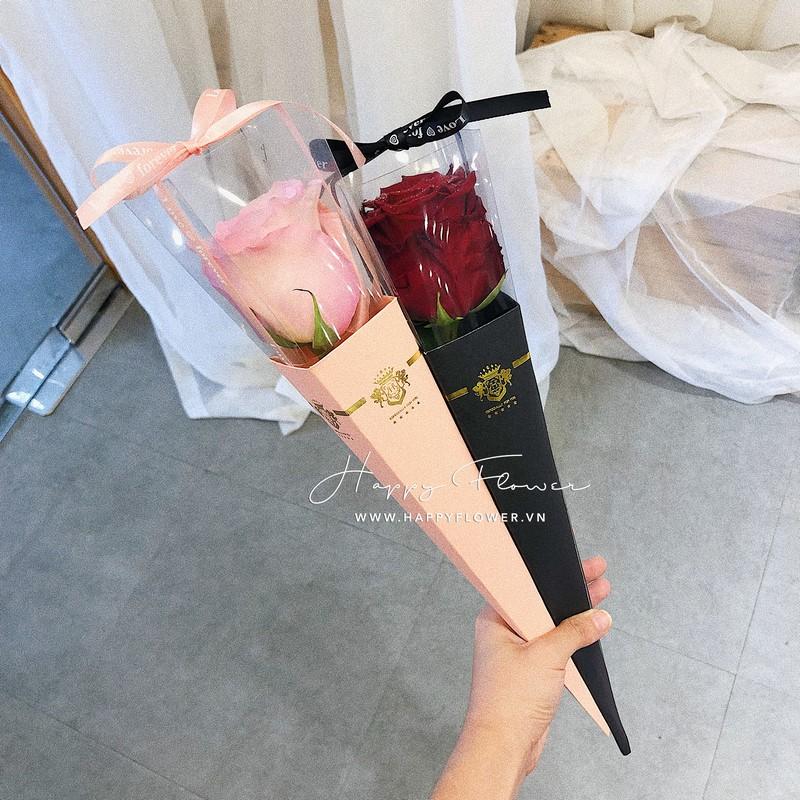 Hoa hồng tặng sinh nhật chồng