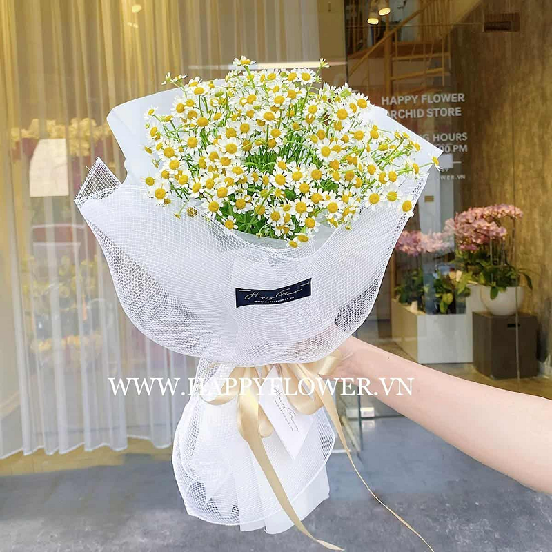 Hoa cúc tặng người yêu tuyệt đẹp