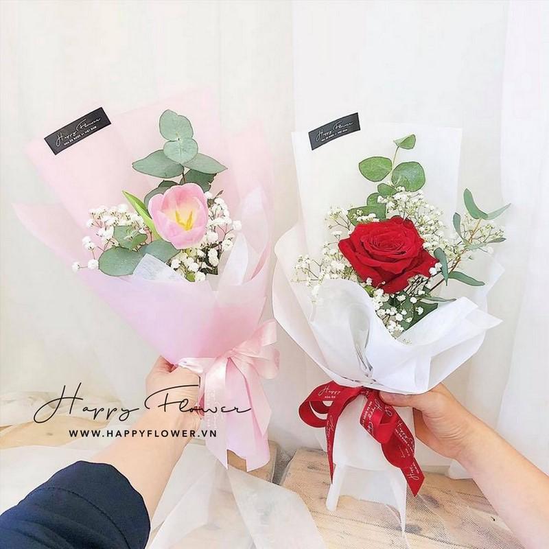 Hoa hòng tặng sinh nhật