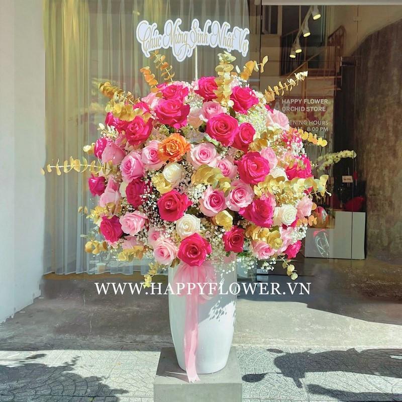 Hoa hồng đủ màu sắc tuyệt đẹp