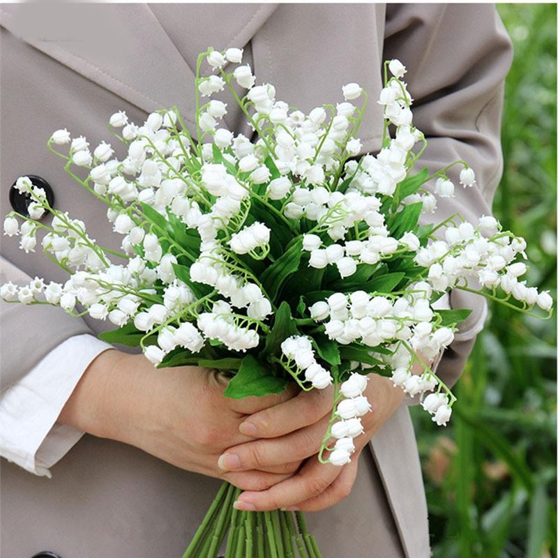 bó hoa linh lan trắng tặng sinh nhật