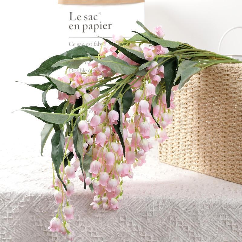 hoa linh lan màu hồng đẹp tặng sinh nhật