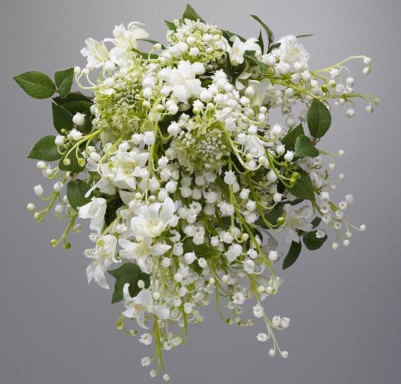 bó hoa linh lan trắng đẹp tặng sinh nhật