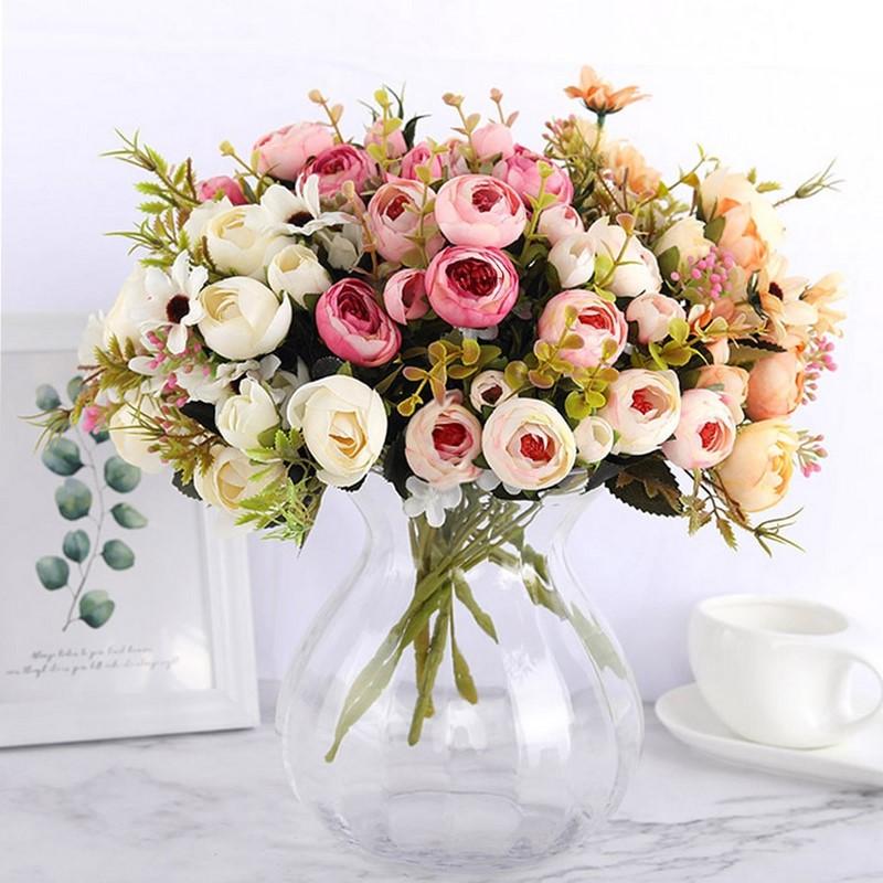bó hoa sơn trà pastel đẹp tặng sinh nhật