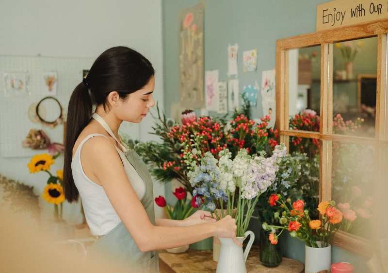 Ý nghĩa của hoa khai trương đến từ nghệ nhân cắm hoa.