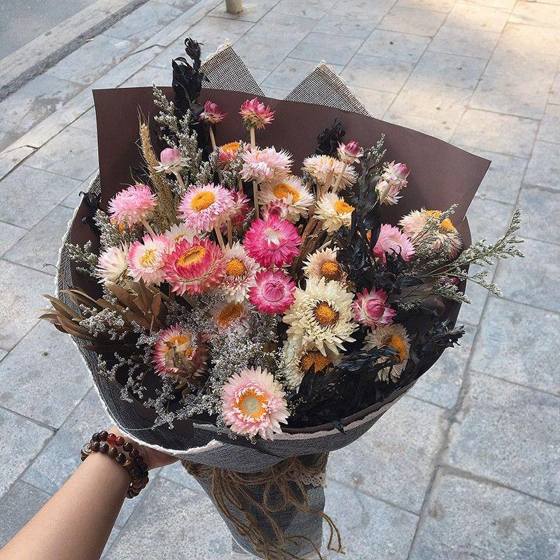 Bó hoa bất tử tặng hoa sinh nhật